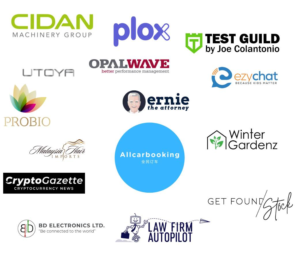 ourclients logos